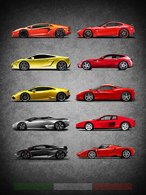 Supercar Photographs