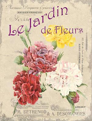 Designs Similar to Vintage French Flower Shop 4