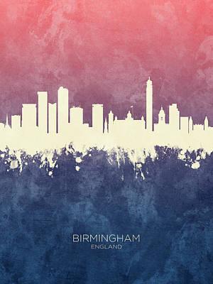 Designs Similar to Birmingham England Skyline