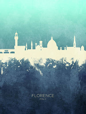 Designs Similar to Florence Italy Skyline