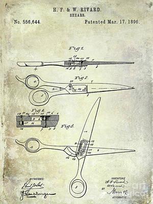 Designs Similar to 1906 Barbers Shears Patent