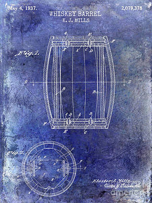 Designs Similar to 1937 Whiskey Barrel Patent 1937