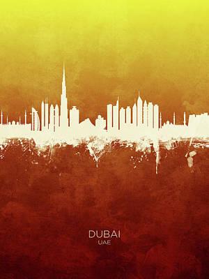 Designs Similar to Dubai Uae Skyline