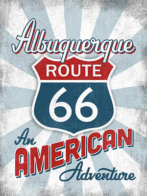 Designs Similar to Albuquerque Route 66 America