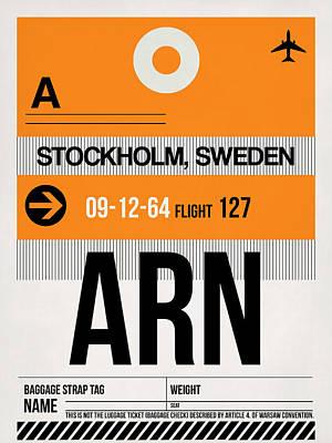 Designs Similar to Arn Stockholm Luggage Tag I