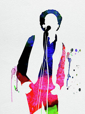 Designs Similar to Art Garfunkel Watercolor
