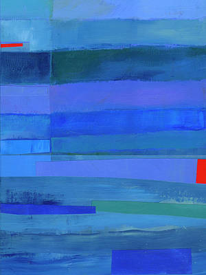 Designs Similar to Blue Stripes #9 by Jane Davies