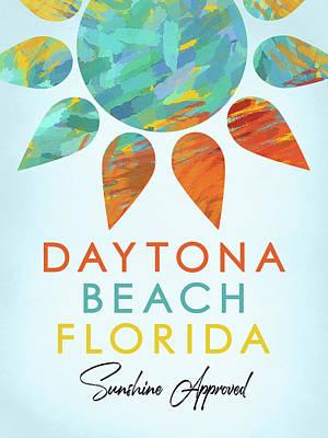 Designs Similar to Daytona Beach Florida Sunshine
