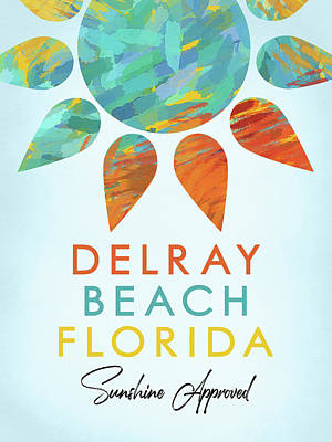 Designs Similar to Delray Beach Florida Sunshine