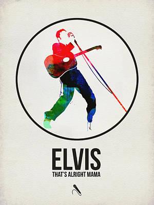 Designs Similar to Elvis Presley Watercolor