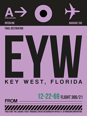 Designs Similar to Eyw Key West Luggage Tag I