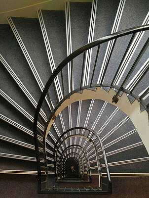 Designs Similar to Hotel Stairs by Pat Turner