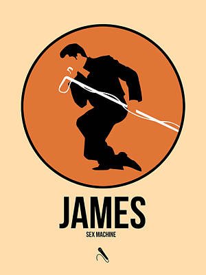 Designs Similar to James Brown by Naxart Studio
