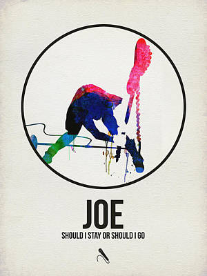 Designs Similar to Joe Strummer by Naxart Studio