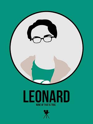 Designs Similar to Leonard by Naxart Studio