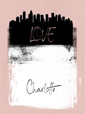 Designs Similar to Love Charlotte by Naxart Studio