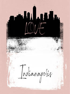 Designs Similar to Love Indianapolis