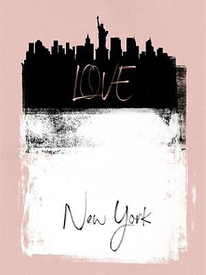 Designs Similar to Love New York by Naxart Studio