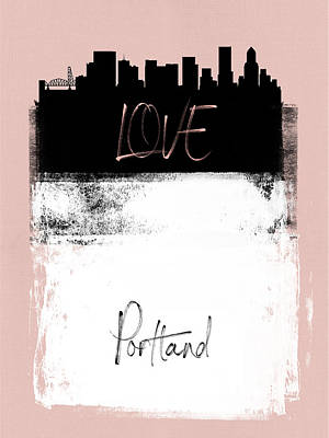 Designs Similar to Love Portland by Naxart Studio