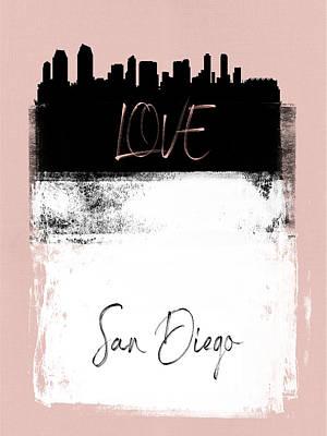 Designs Similar to Love San Diego by Naxart Studio