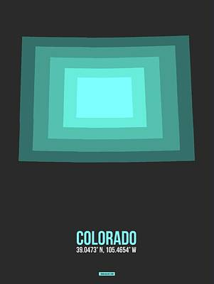 Designs Similar to Map Of Colorado Teal