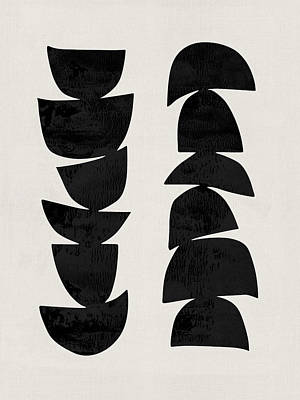 Designs Similar to Mid Century Abstract Shapes Vi