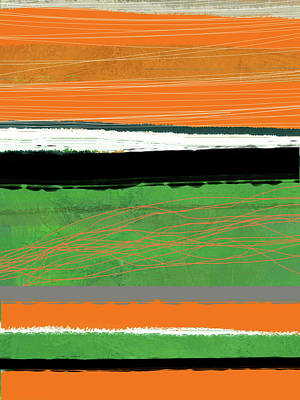 Designs Similar to Orange And Green Abstract II