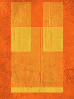 Designs Similar to Orange Paper I by Naxart Studio