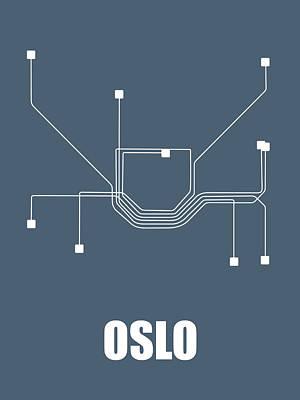 Designs Similar to Oslo Subway Map