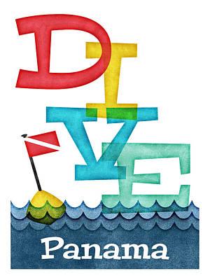 Designs Similar to Panama Dive - Colorful Scuba