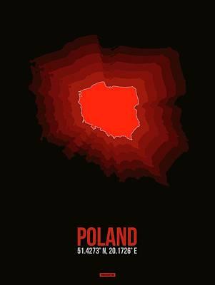 Designs Similar to Poland Radiant Map 3