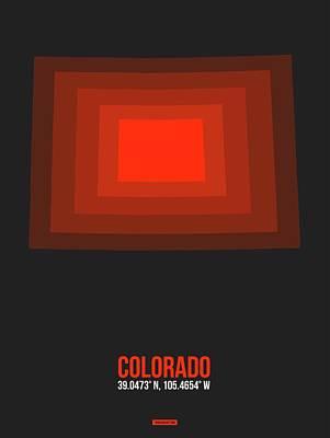 Designs Similar to Red Colorado Map