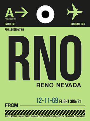 Reno Art Prints