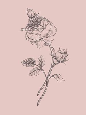 Designs Similar to Rose Blush Pink Flower