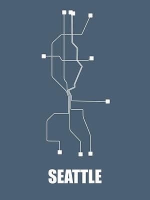 Designs Similar to Seattle Subway Map