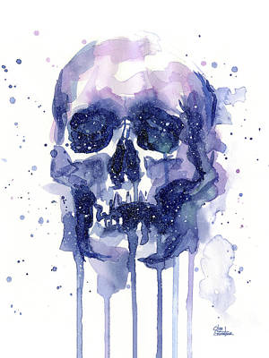 Designs Similar to Space Skull by Olga Shvartsur