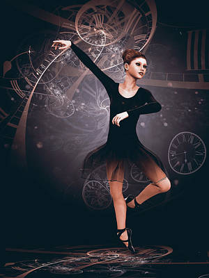 Designs Similar to Time Dancer by Mihaela Pater
