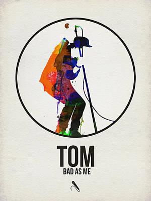 Designs Similar to Tom Waits II by Naxart Studio