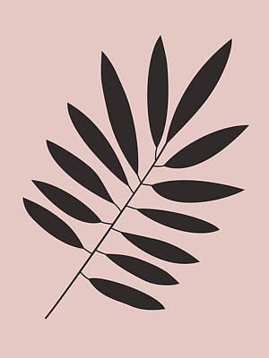 Designs Similar to Tropical Blush Pink Leaf I
