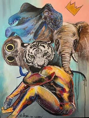 Marcus Paintings