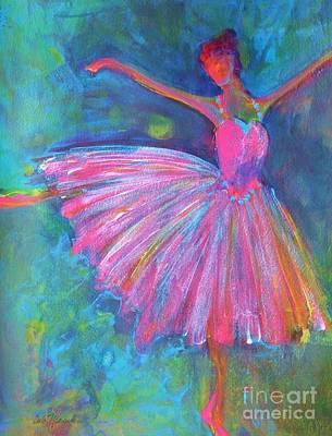 Of Dancers Paintings