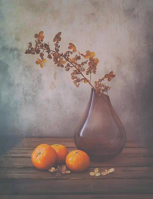 Mandarin Art Prints