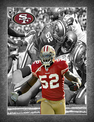Patrick Willis Prints