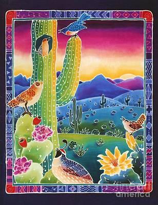 Cactus Wren Art