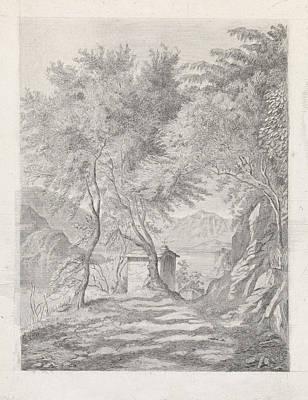 Lake Como Drawings