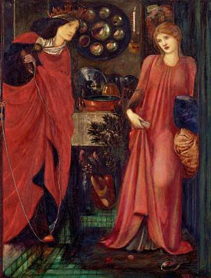 Designs Similar to Fair Rosamund And Queen Eleanor