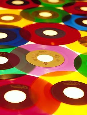 Disc Photographs Original Artwork