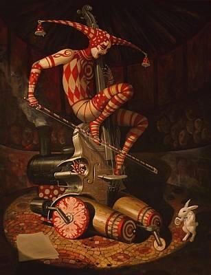 Shaman Paintings Original Artwork