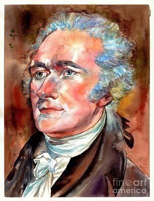 Thomas Jefferson Original Artwork