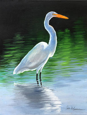 Designs Similar to Egret Reflection